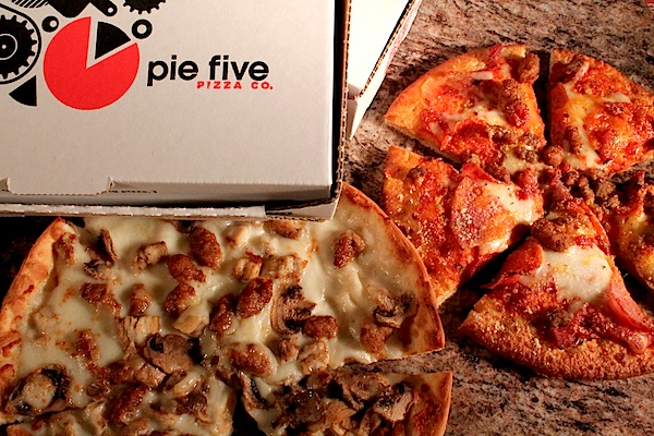 Pie Five Pizza Review Dallas