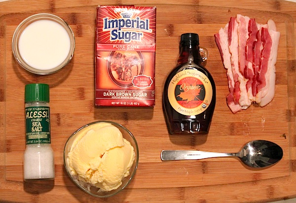Bacon Milk Shake Ingredients - The Glut Life
