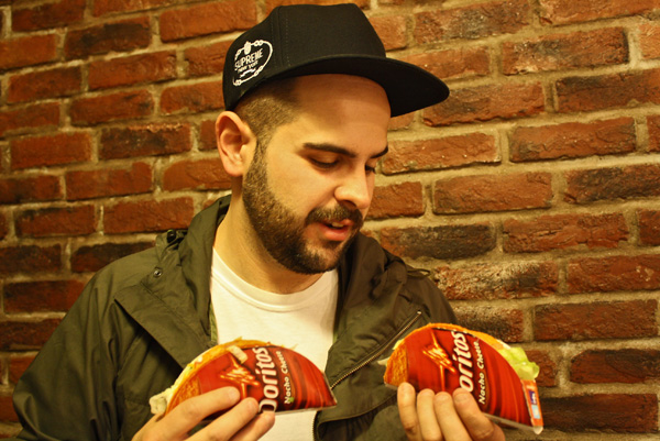 Taco Bell Doritos locos tacos Review - The Glut Life