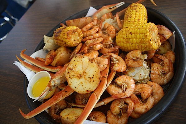 The Glut Life Reviews Seafood Shack Dallas