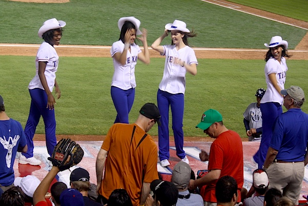 Texas Rangers Girls