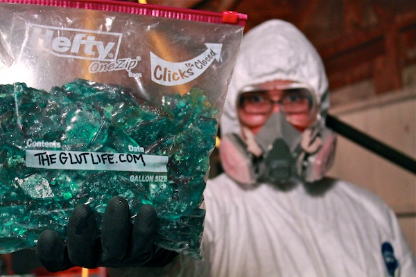 Breaking Bad Blue Meth Hard Candy