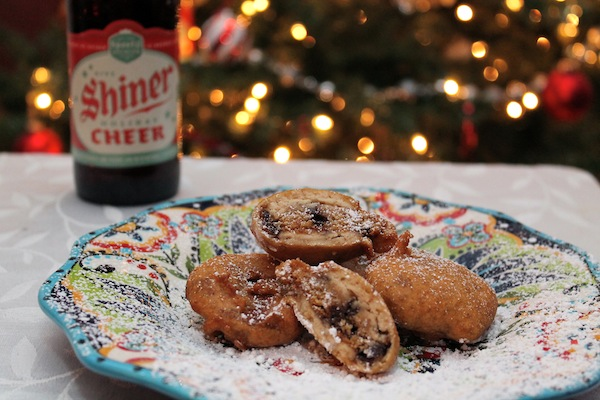 Done Right: Fried Xmas Tree